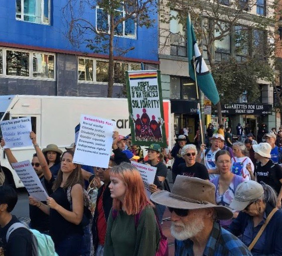 FMCSF at Climate Strike, SF, Sept 20 2019